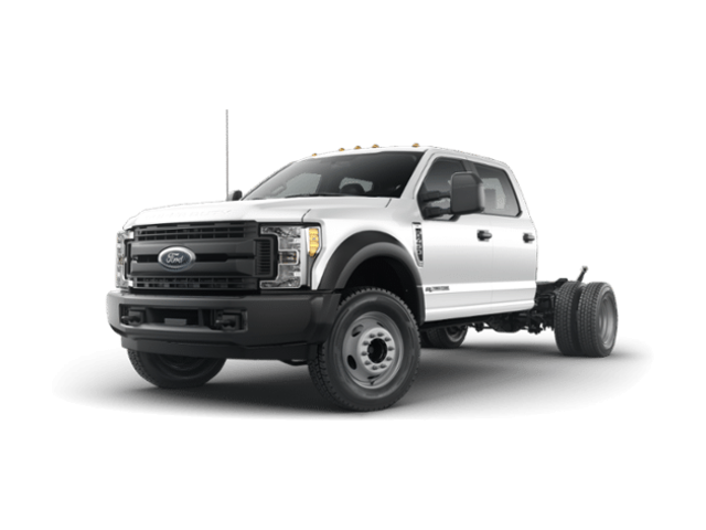 2018 Ford F-450 F-450 XL Commercial-truck